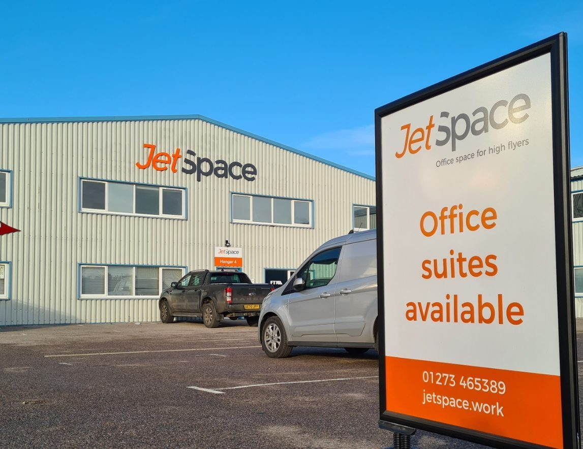 Flexible office space available in Brighton and Shoreham
