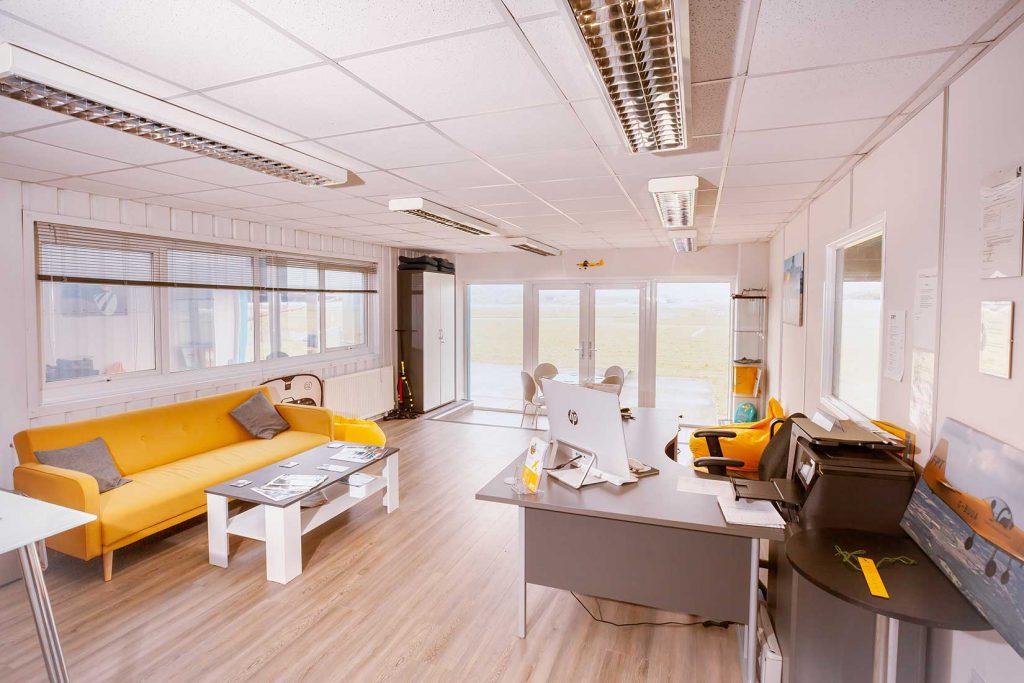 Office space at Hangar 4